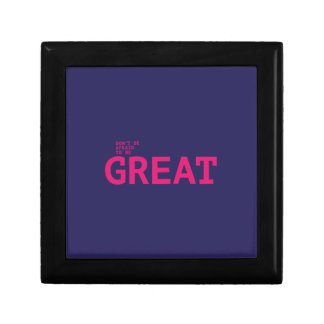 Don't sees afraid to sees GREAT Gift Box