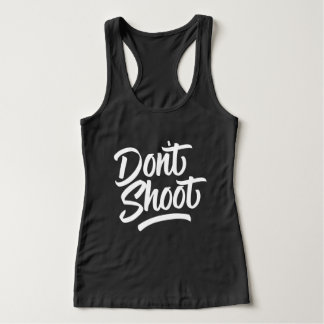 Don't Shoot Singlet