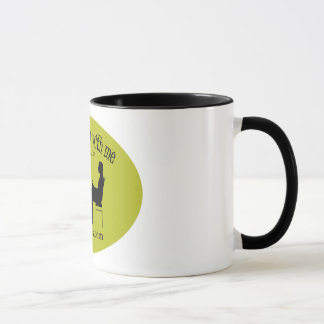 """Don't Soy with Me"" Mug"