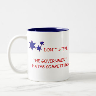 Don't Steal! Coffee Mug