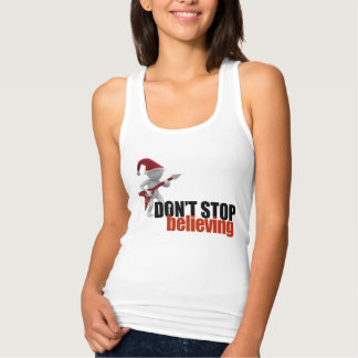 Don't stop believing Tank Top