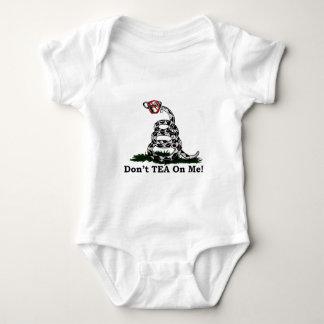 Don't TEA On Me! Baby Bodysuit