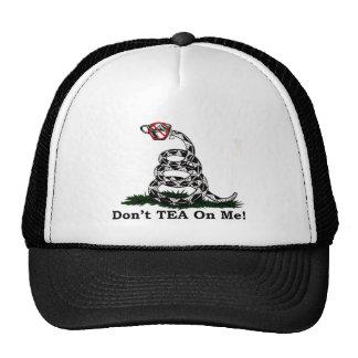 Don't TEA On Me! Cap
