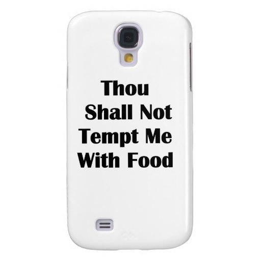 Don't Tempt Me With Food HTC Vivid Case