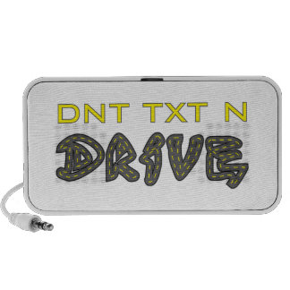 Dont Text and Drive Speakers