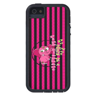 Don't think of a pink elephant iPhone 5 cases