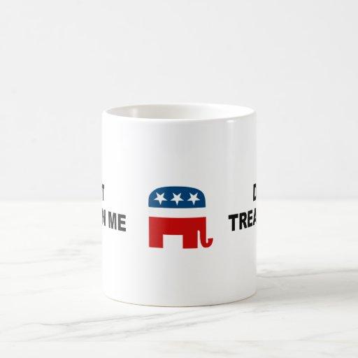 Don't tread on me 2 mugs