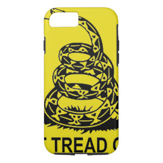 DON'T TREAD ON ME 2ND AMENDMENT UNITED STATES iPhone 7 CASE