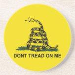 Don't Tread On Me Coaster