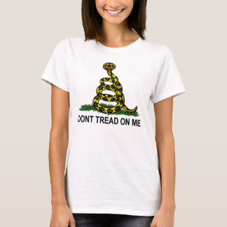 Dont Tread On Me Cobra T-Shirt
