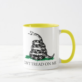 Dont Tread on Me coffee mug