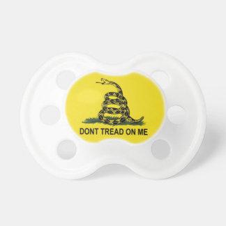 Don't Tread On Me! Dummy