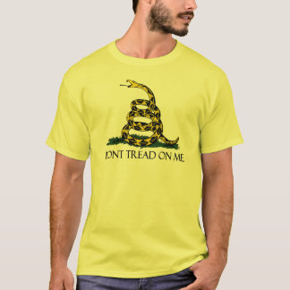 Don't Tread on Me Ensign T-Shirt