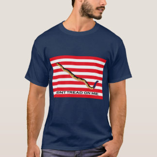 dont tread on me flag T-Shirt