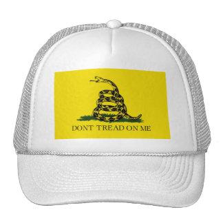 Dont Tread On Me  Gadsden Flag Cap