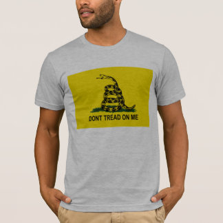 dont-tread-on-me-gadsden-flag T-Shirt