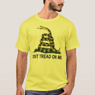 Don't Tread on Me (light) T-Shirt