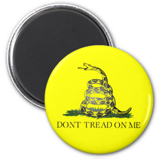 Don't Tread On Me Refrigerator Magnets