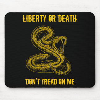Don't Tread On Me mousepad