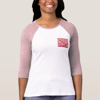Don't Tread On Me - Navy Jack Flag T-Shirt