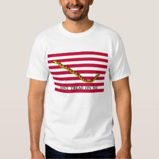 Dont Tread On Me - Navy Jack Flag Tees