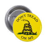 Dont Tread On Me Pinback Button