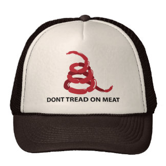 Dont Tread on Meat Cap