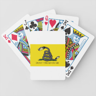 dont-tread-on-net2 bicycle playing cards
