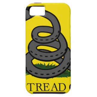 dont-tread-on-net2 iPhone 5 case