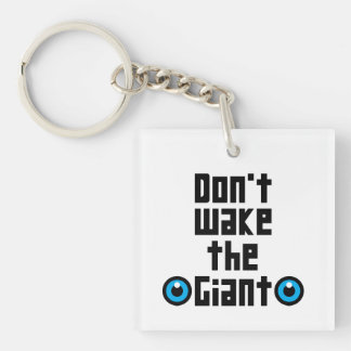 Don't wake the Giant Key Ring