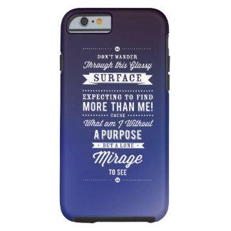 Don't Wander... Tough iPhone 6 Case