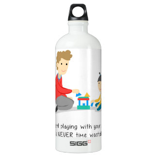 Don't waste time - Water Bottle