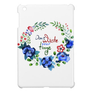 Don't waste your time iPad mini cases
