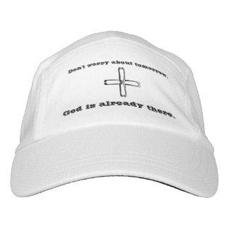 Don't Worry Cap w/Steel Cross