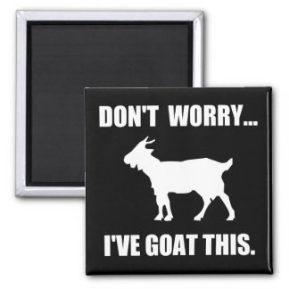 Don't worry... I've goat this Magnet