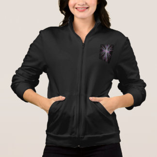 Don't Worry Jogger Jacket w/Feather Cross