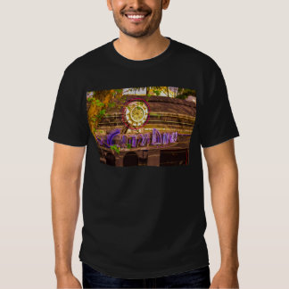 Don't Worry Keyring T Shirt