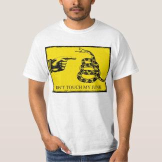 donttouchmyjunk tshirt