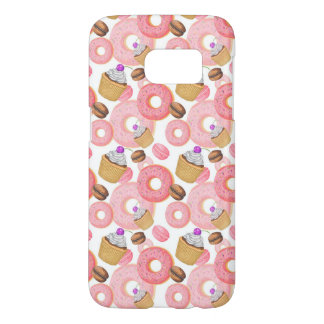 Donut and Cupcake Dessert Pattern