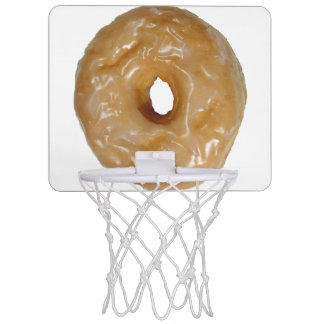Donut basketball hoop