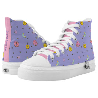 Donut Bug Me, High-Tops by idyl-wyld
