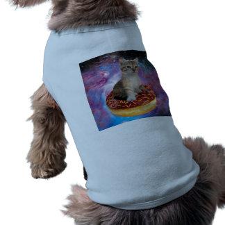 Donut cat-cat space-kitty-cute cats-pet-feline shirt