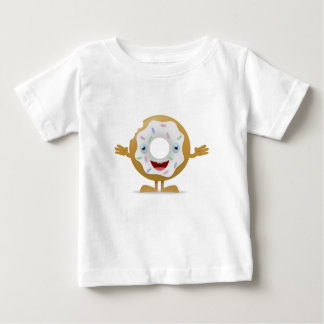 Donut Character Baby T-Shirt