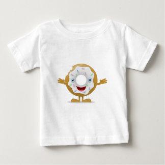 Donut Character Baby T-Shirt