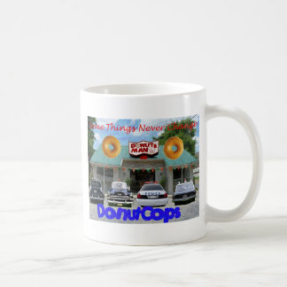 Donut Cops2 Coffee Mug