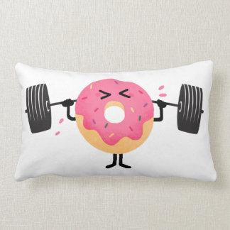 Donut fitness lumbar cushion