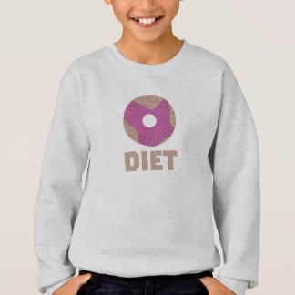 Donut for Diets Z958r Sweatshirt