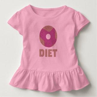 Donut for Diets Z958r Toddler T-Shirt