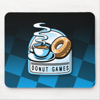 Donut Games Mousepad