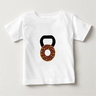 Donut Kettlebell Baby T-Shirt